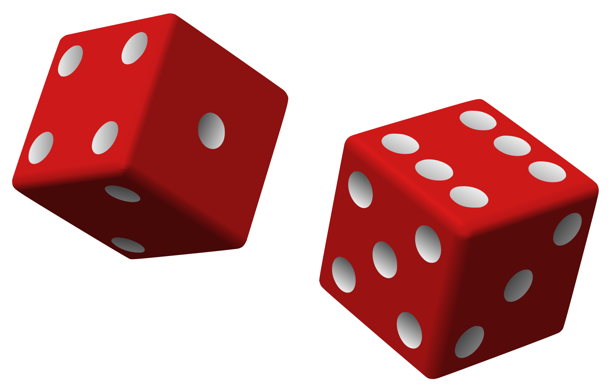 picture freeuse download File two red svg. Transparent dice