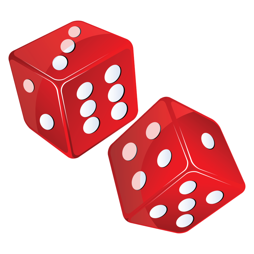 svg download Transparent dice. Png images all free