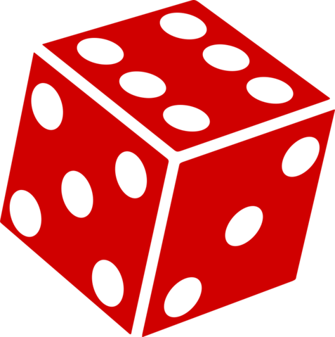 clip download Free Six Sided Dice
