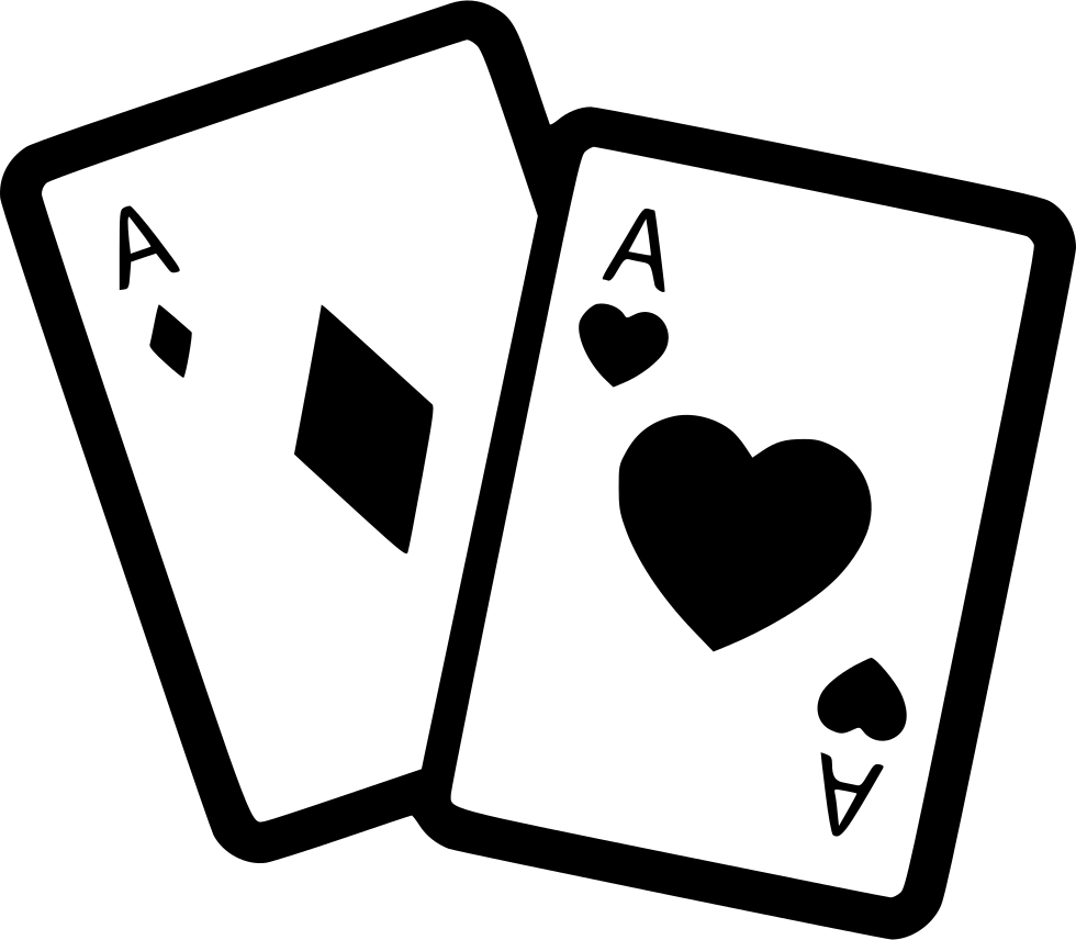 banner stock Cards Gambling Poker Svg Png Icon Free Download