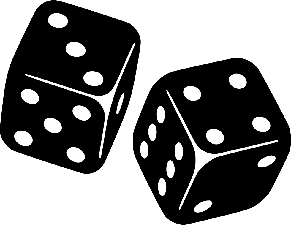 image royalty free download Png free download onlinewebfonts. Dice svg icon