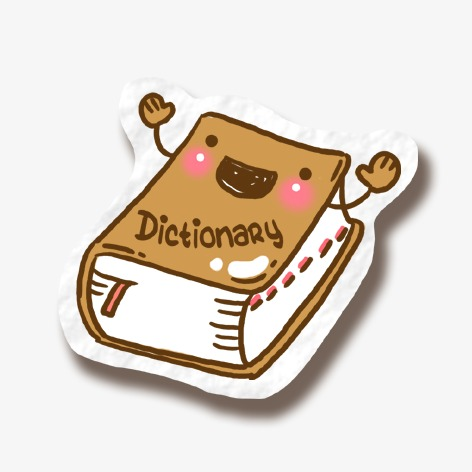 image library stock Dictionary clipart academic vocabulary. .