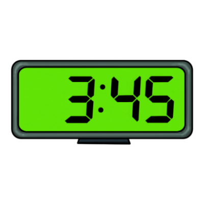 clipart free library Download DIGITAL CLOCK Free PNG transparent image and clipart