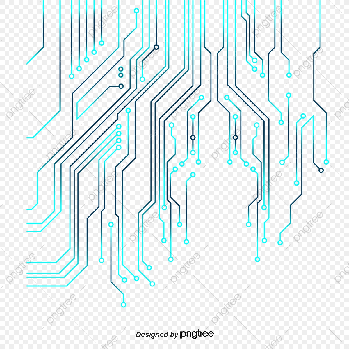 graphic free library Digital vector. Circuit board layer .