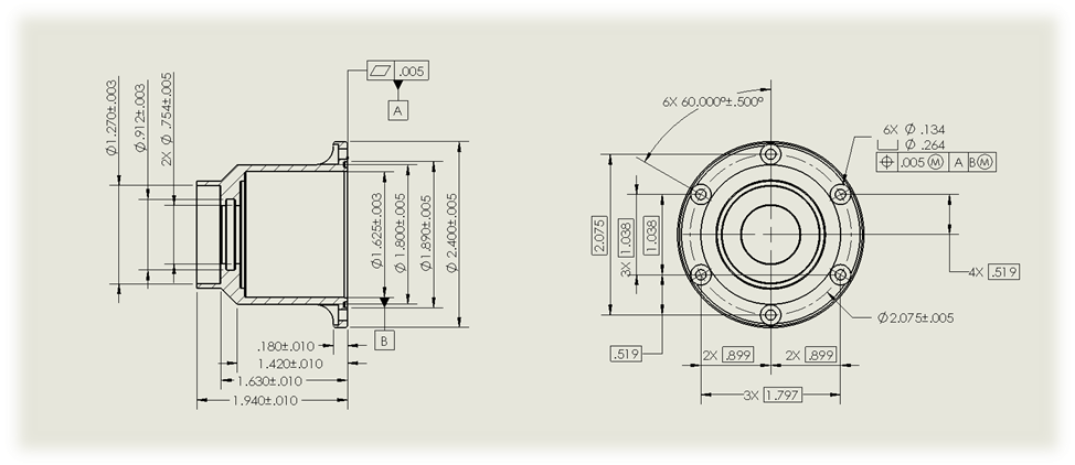 image free Bolts drawing solidworks. Tips and tricks for