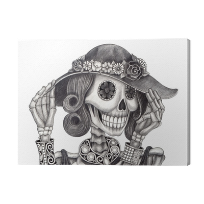 clip art freeuse download Skull art day of the dead