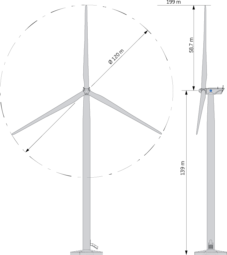 image royalty free library energy drawing wind turbine #112605018