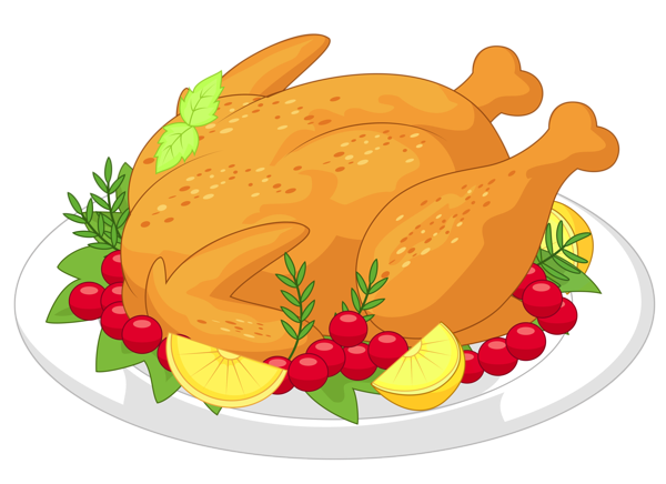 clip art free download Thanksgiving diner png gallery. Turkey border clipart