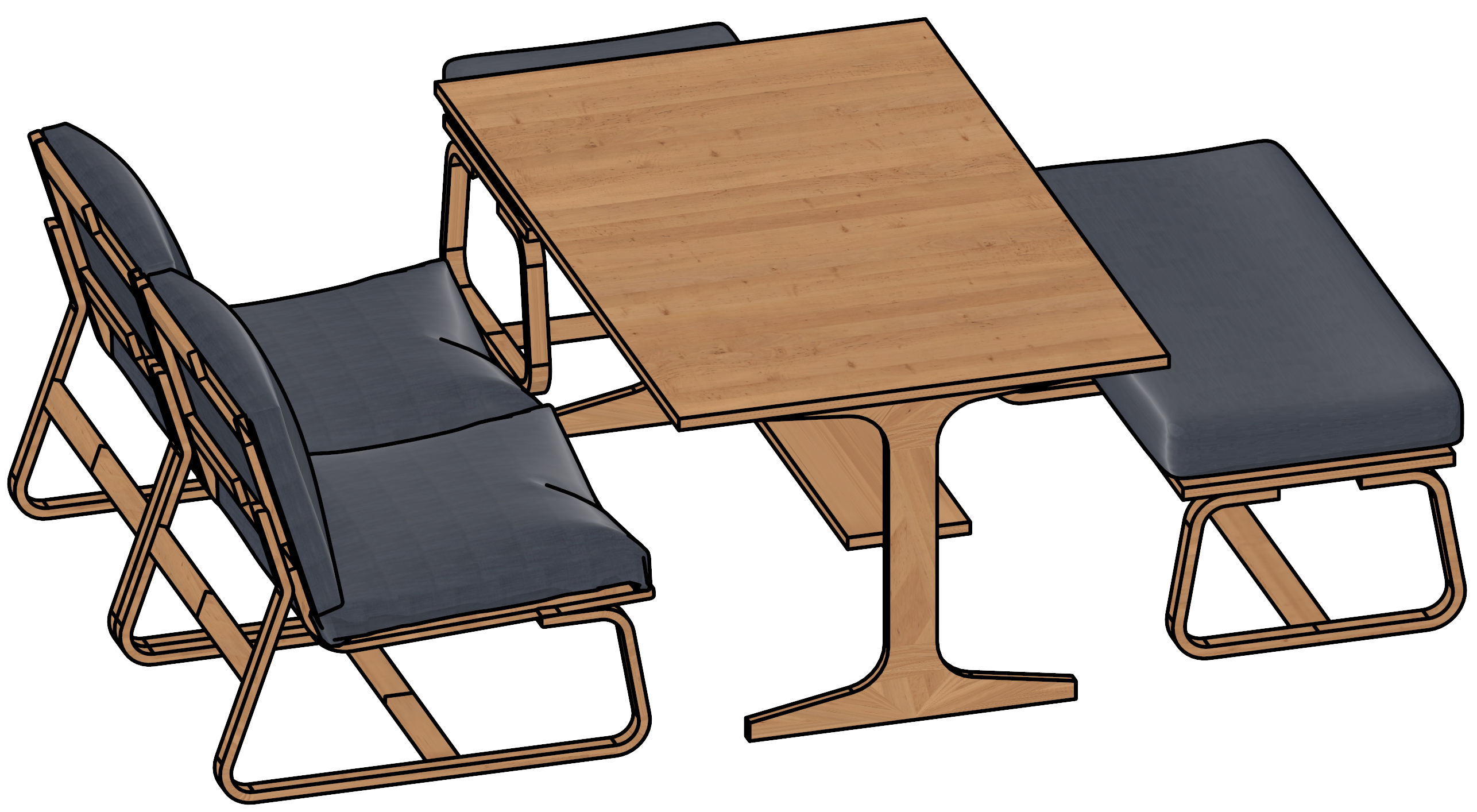 jpg free Table perspective view png. Dining clipart