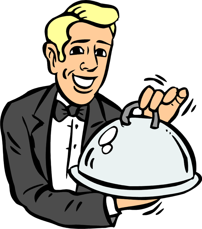 graphic black and white Dining clipart. Fancy nationwide portfolios
