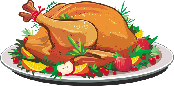 image freeuse stock holiday meal clipart #64812653