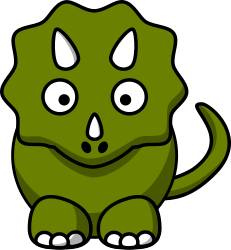 freeuse stock Dinosaurs clipart. Free dinosaur dragons pinterest.