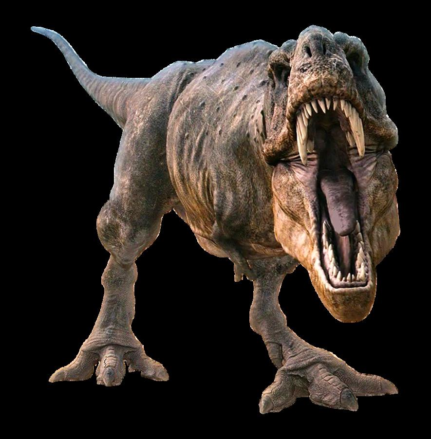 clip free download Predatory on a background. Dinosaur transparent