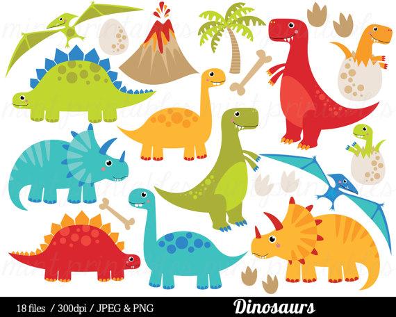 banner stock Dinosaurs clipart. Dinosaur clip art tyrannosaurus