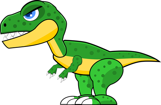 image library Dinosaurs clipart. Carnivore dinosaur free on.