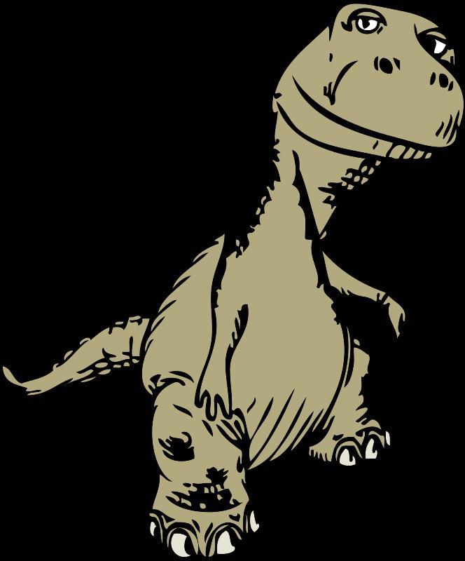 jpg freeuse download T Rex Dinosaur Clip Art