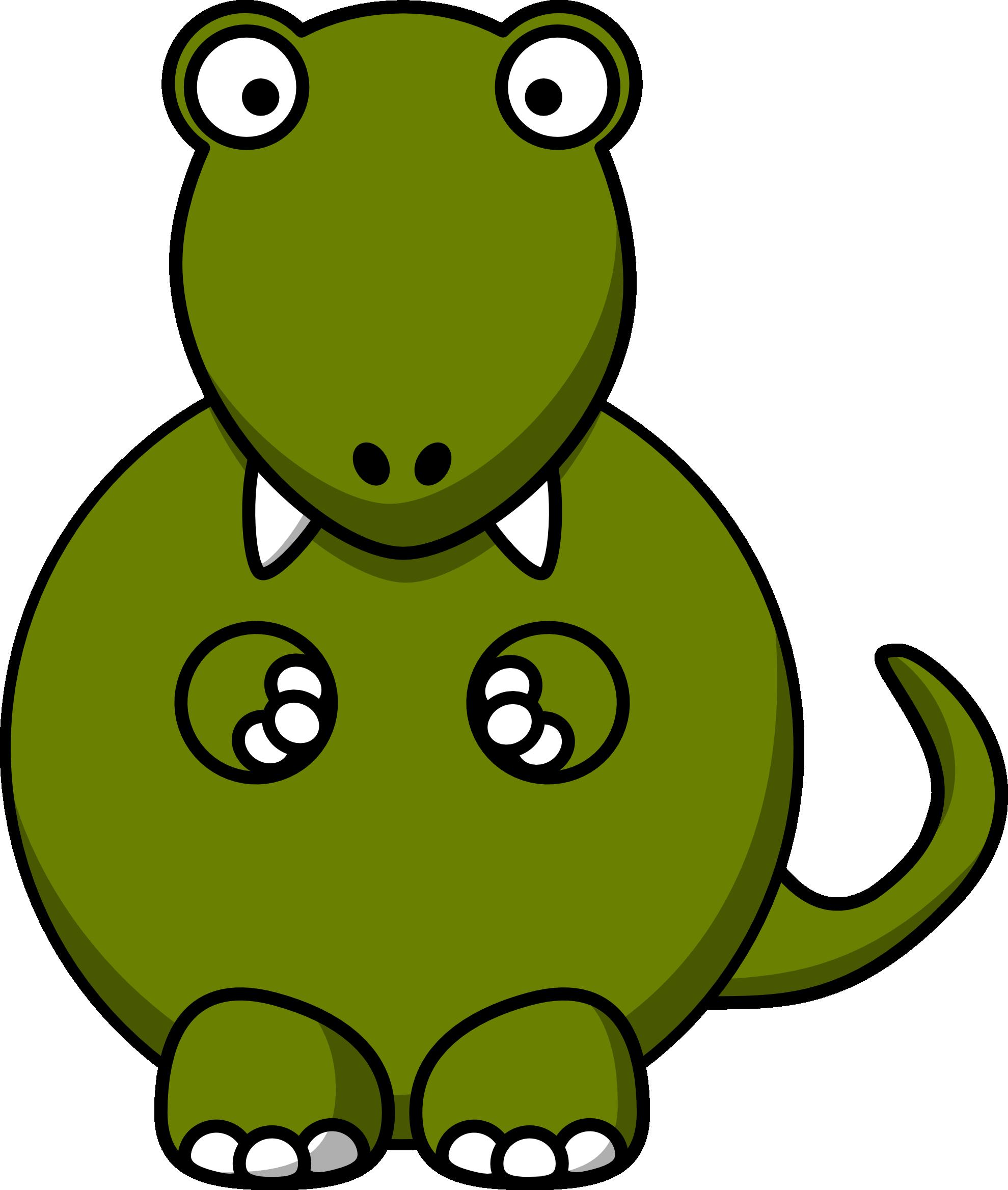 svg black and white download T Rex Dinosaur Clip Art