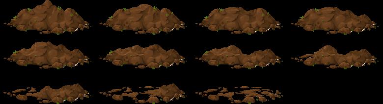png transparent ground vector dirt #113353738