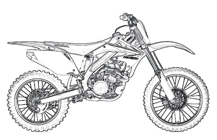 image transparent download Dirtbike drawing. Everything you ve ever
