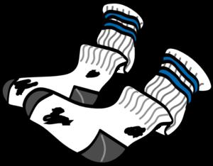 clip free Socks . Dirty clipart.