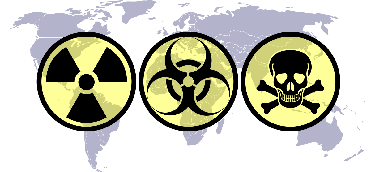 banner transparent stock Biological warfare wikipedia . Disease clipart toxic chemical.