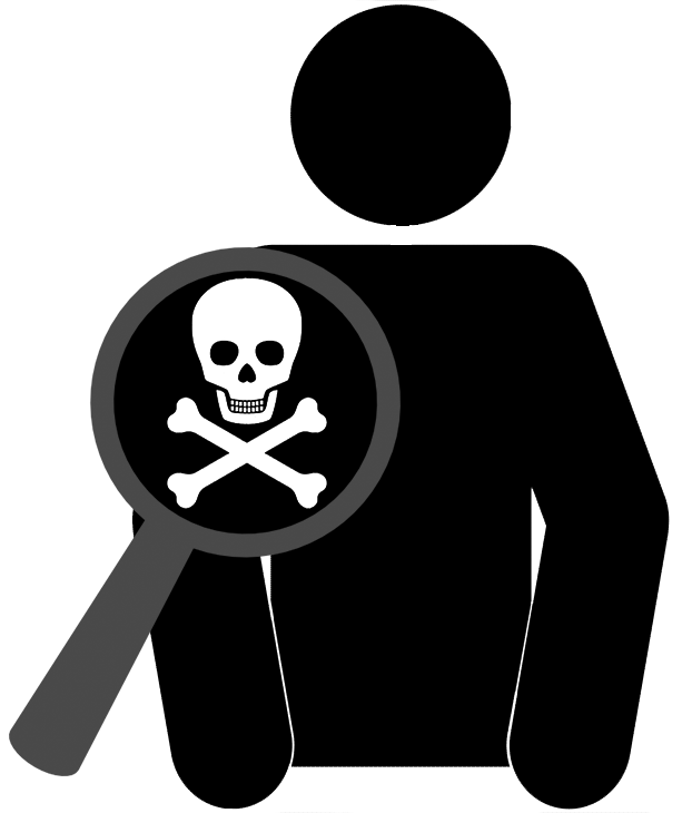 image royalty free download Disease clipart toxic chemical. .