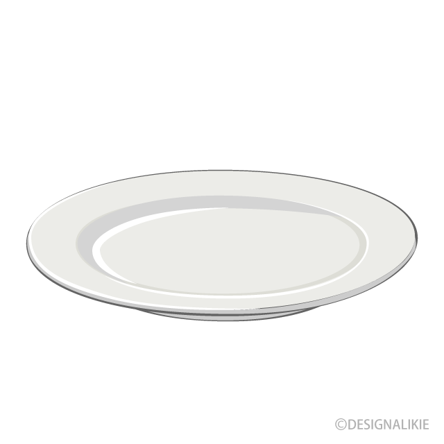 clipart royalty free stock Dish clipart. Free picture illustoon