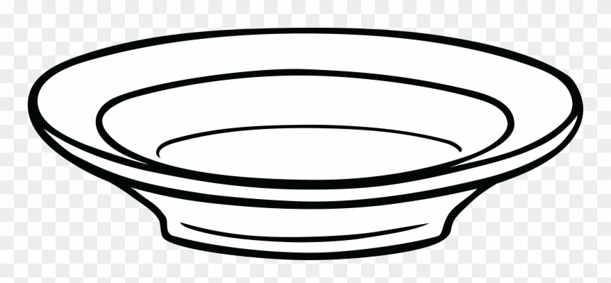 jpg download Free of a shallow. Dish clipart