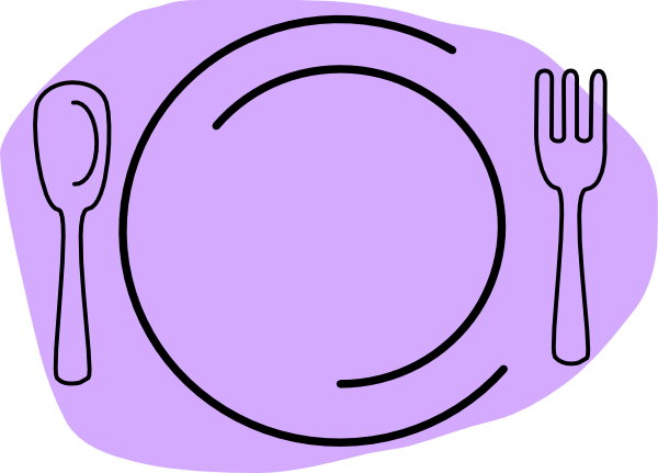 picture Food . Dish clipart