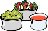 svg freeuse download Customize clip art and. Dish clipart side dish