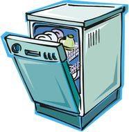 image royalty free download Energy star appliances ask. Dishwasher clipart