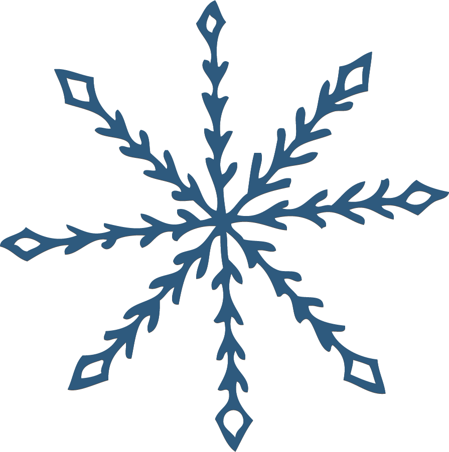 clipart black and white stock Disney Frozen Snowflake Clipart