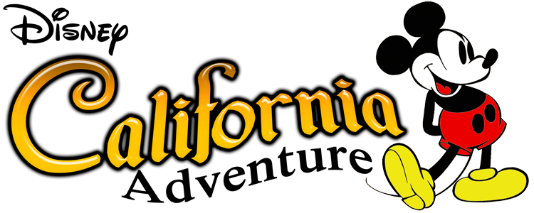 clip art library download News California Adventure gets new logo