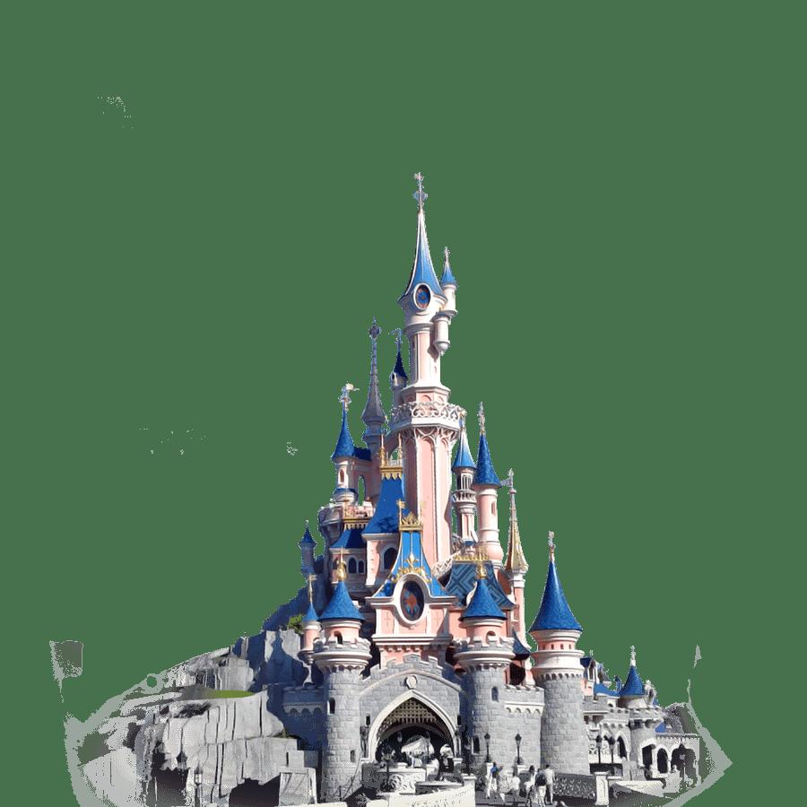 jpg royalty free library Disneyland Castle transparent PNG