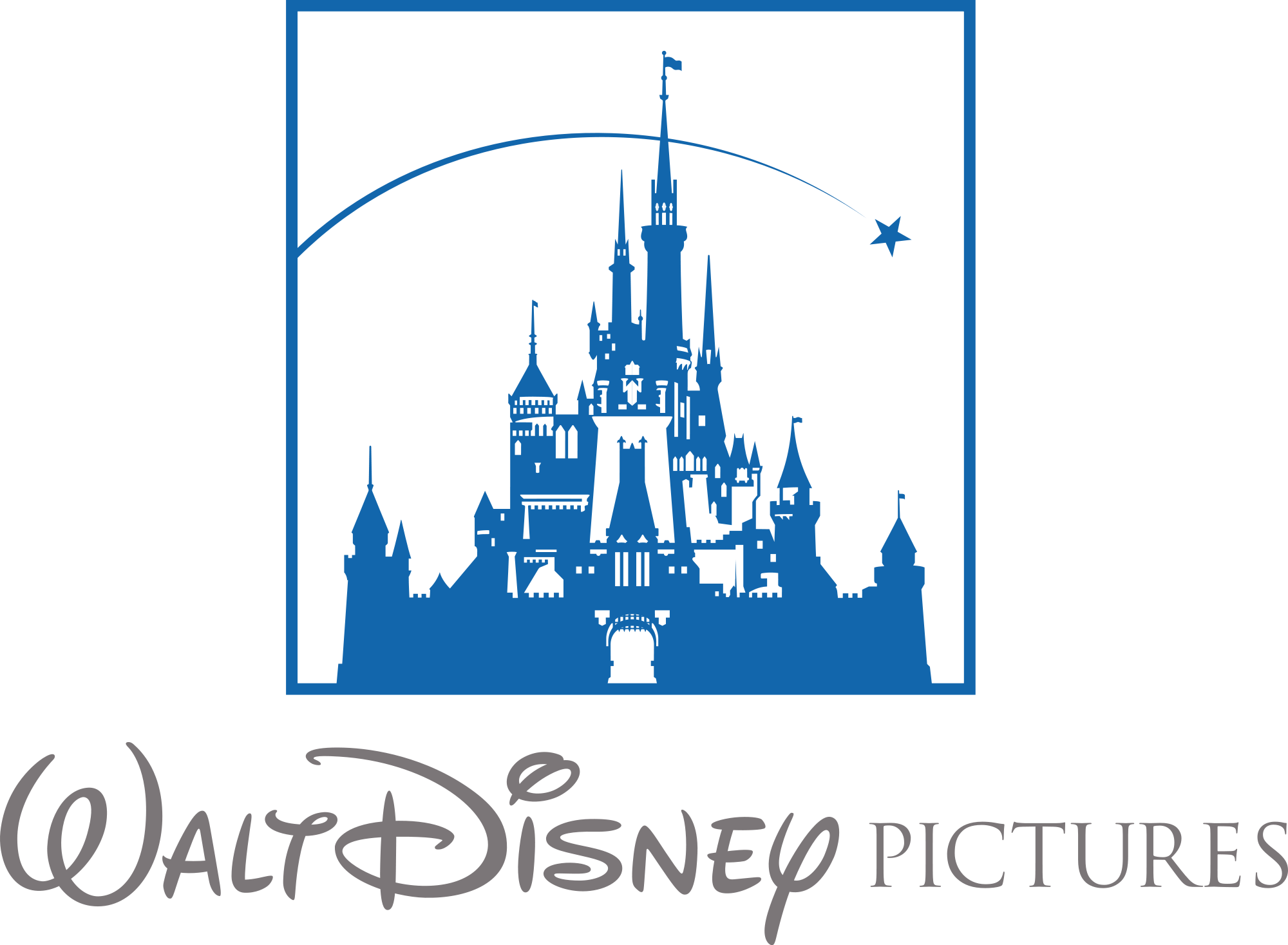 transparent download Walt Disney Pictures