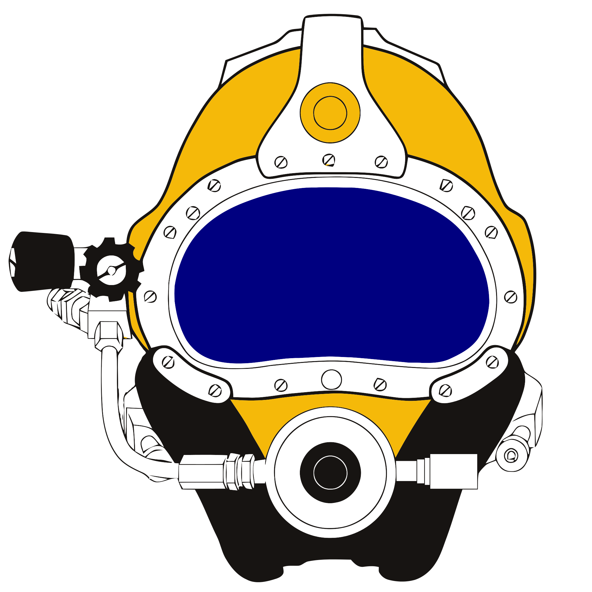 free library diving clipart diver navy #32959521