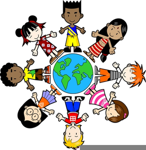 svg freeuse Diversity clipart. Lds unity in free