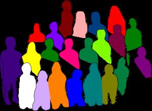 picture transparent download Diversity clipart. Clip art at clker.
