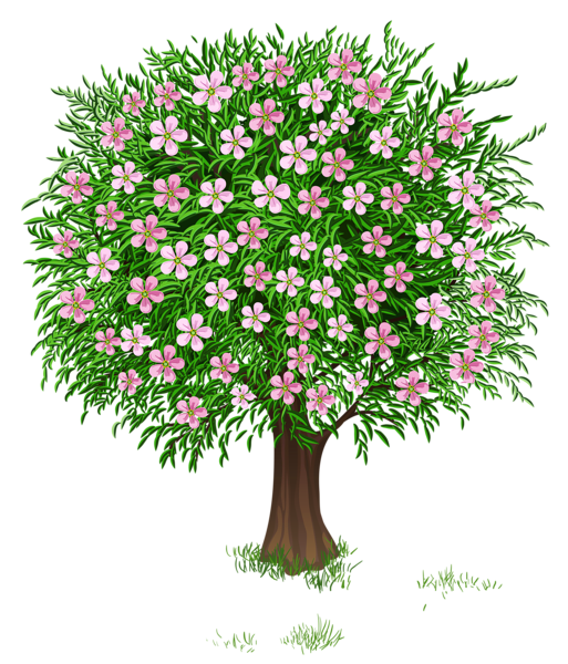 picture freeuse library spring tree clipart #67574625