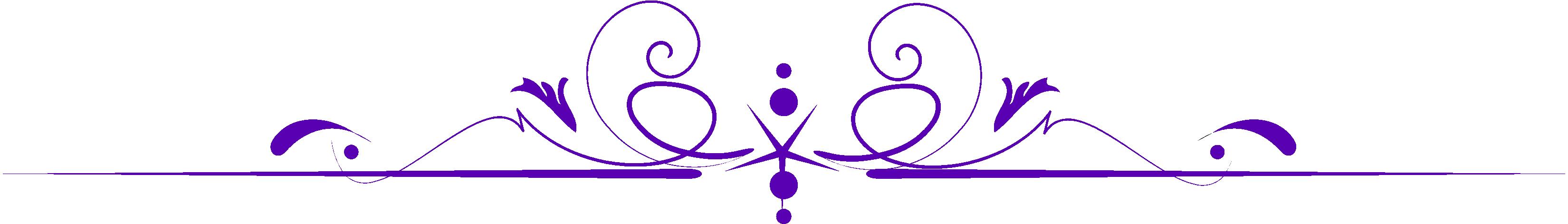 svg transparent stock Line clipart purple. Divider free on dumielauxepices.