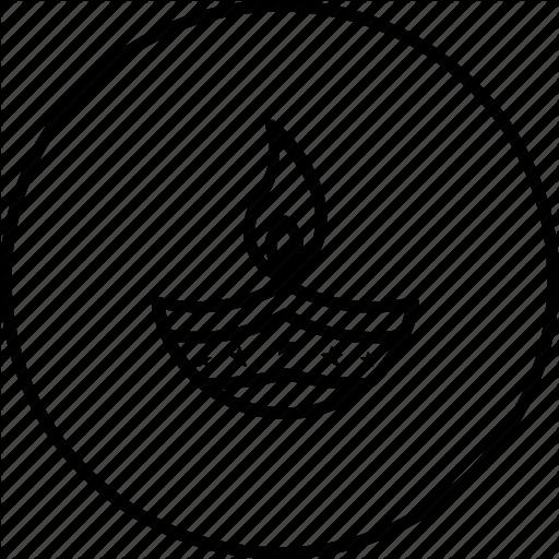 jpg transparent library diwali drawing diya #93370713