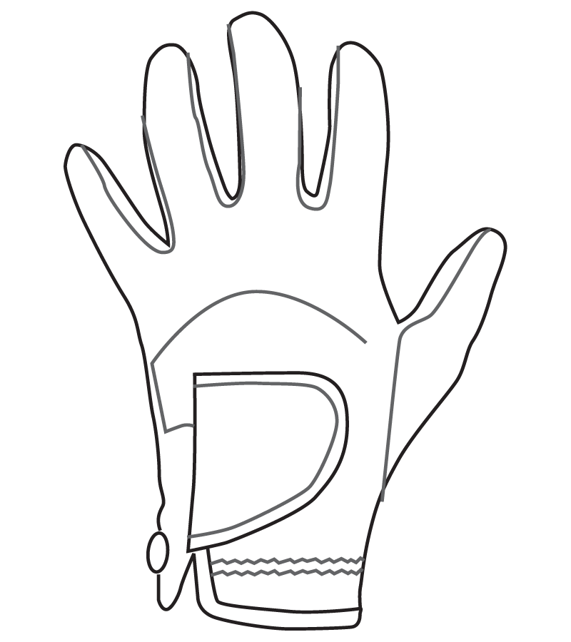 clip royalty free stock Collection of free Drawing glove