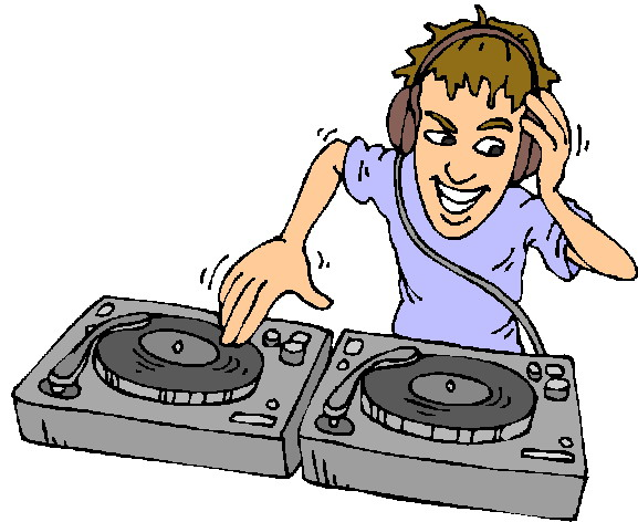 vector royalty free Free cliparts download clip. Dj clipart.