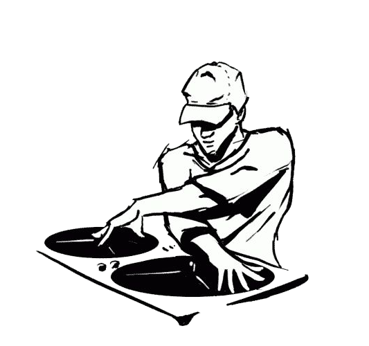 clipart free stock Disc jockey Logo Virtual DJ Clip art