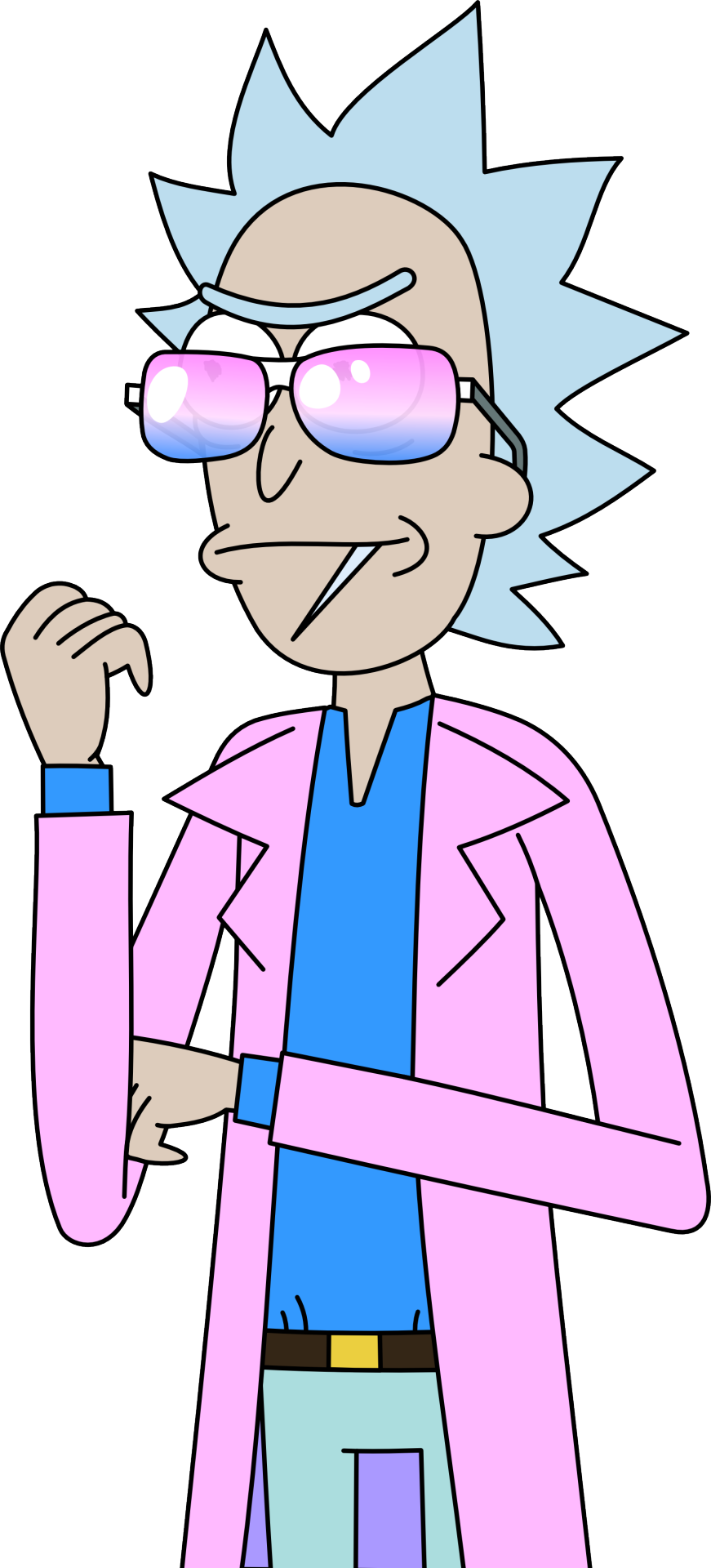 vector library download Vector costume jas. Miami rick transparent by