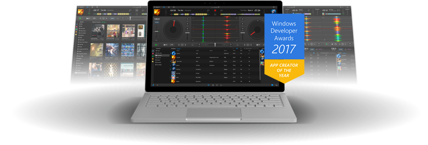 jpg transparent download Professional DJ App for Windows