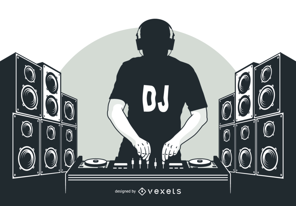 picture transparent stock DJ PNG Transparent Image