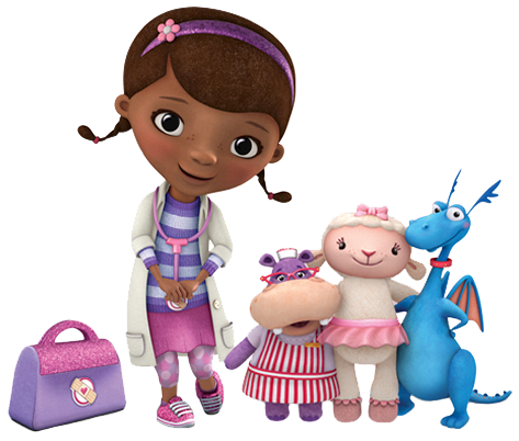 picture doc mcstuffins clipart bandaged arm #32993939