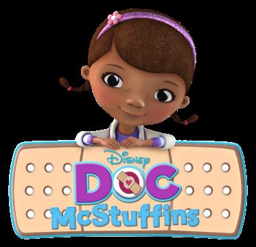 vector transparent Doc McStuffins