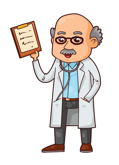 jpg library download Free Transparent Doctor Cliparts